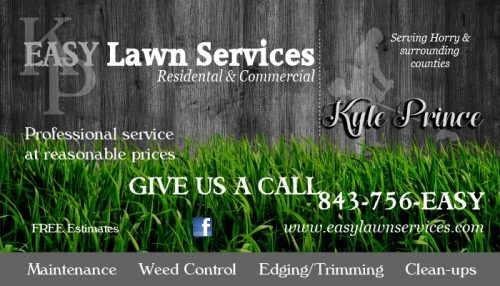 kp easy lawn services