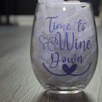 stemless wine glass 2